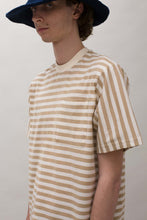 Load image into Gallery viewer, STRIPED T-SHIRT WITH POCKET
