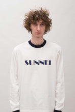 Load image into Gallery viewer, LOGO LONG SLEEVE T-SHIRT
