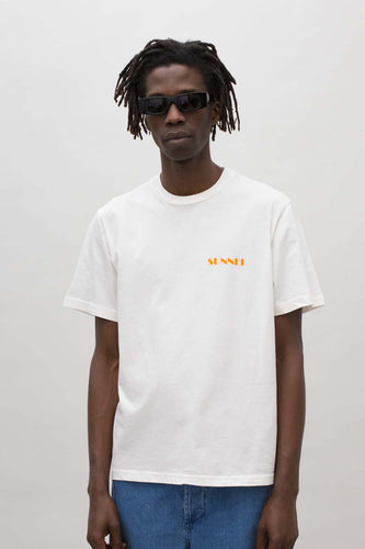 MINI LOGO WHITE T-SHIRT