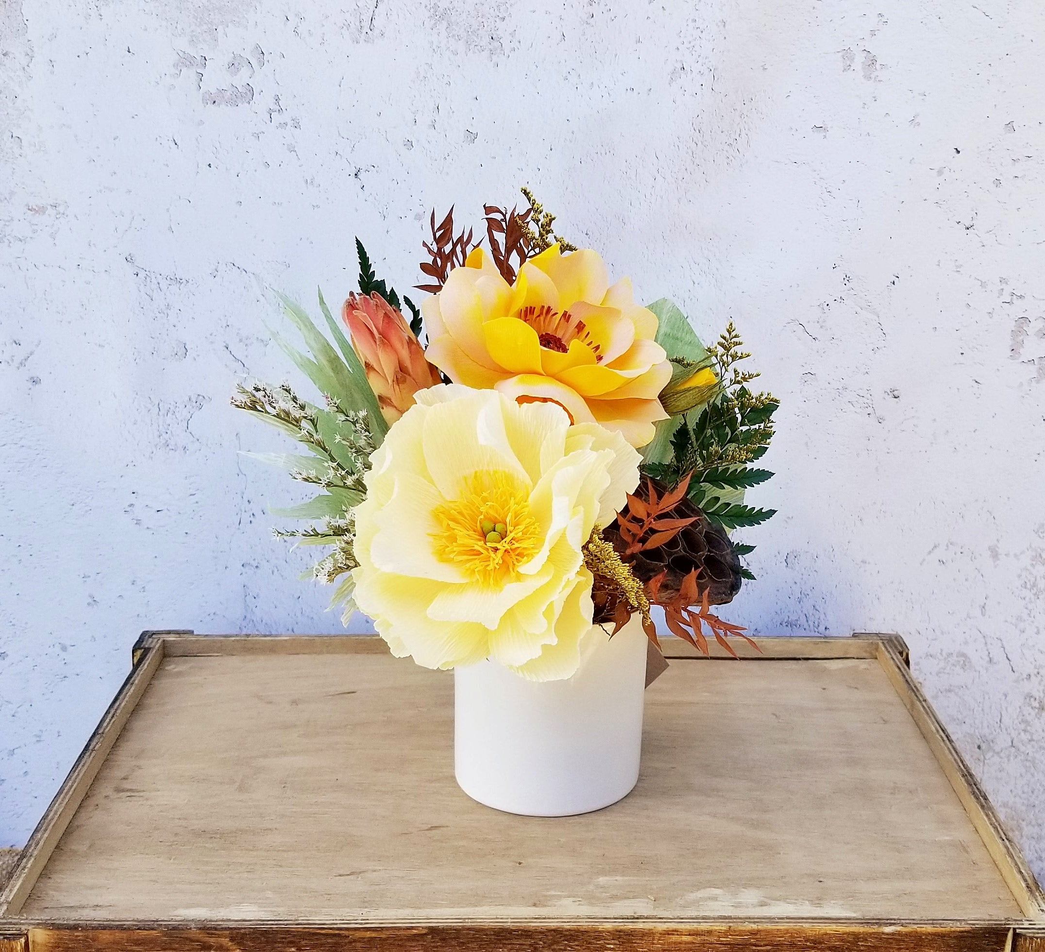 Sun Kissed Petite Arrangement