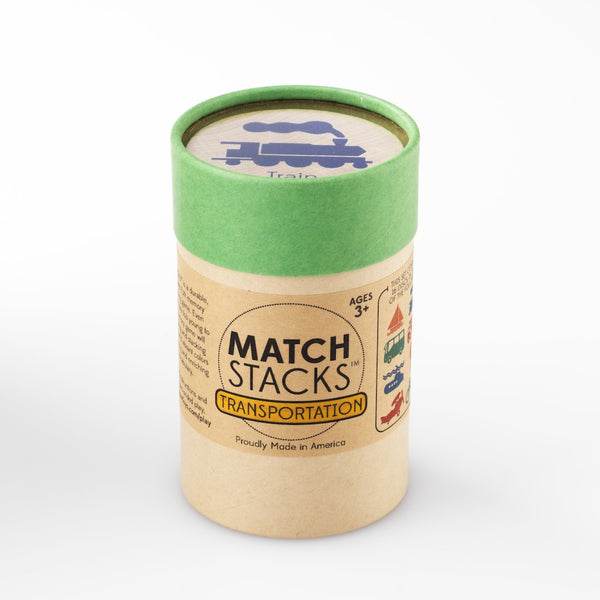 MATCH STACKS™ - Transportation