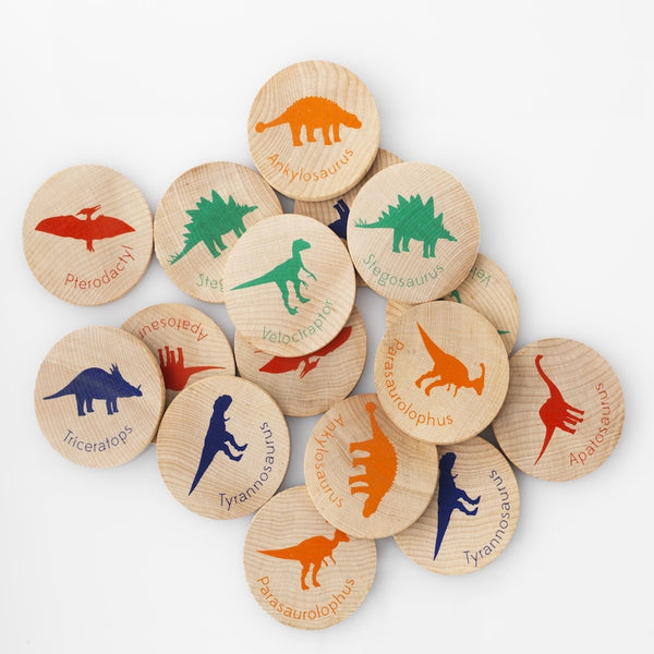 MATCH STACKS™ - Dinosaurs