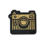 Pin or Magnet - Camera