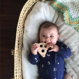 Pizza Teether - Personalized