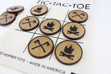 Campfire - Travel Tic-Tac-Toe