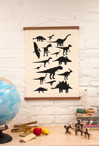 Wall Art - Dinosaurs