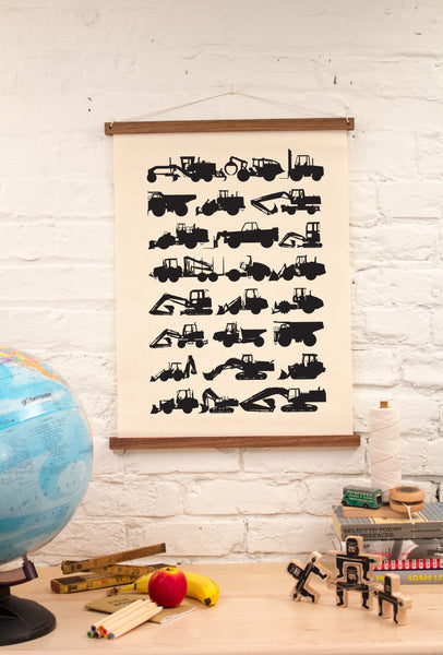 Wall Art - Trucks