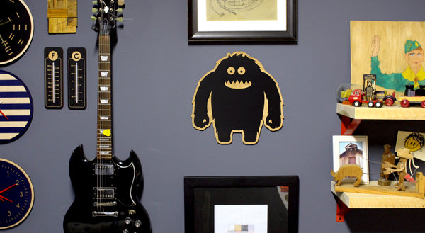Yeti / Monster Wall Panel