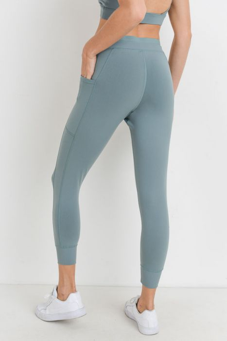 Highwaist Leggings | Joggers with Pockets