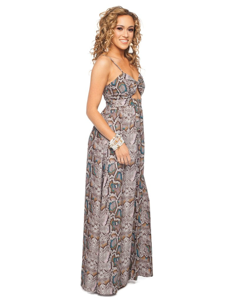 KENDALL MAXI DRESS- MERMAID | Buddy Love
