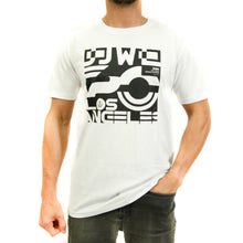 Load image into Gallery viewer, JJWL LA WHITE T-SHIRT