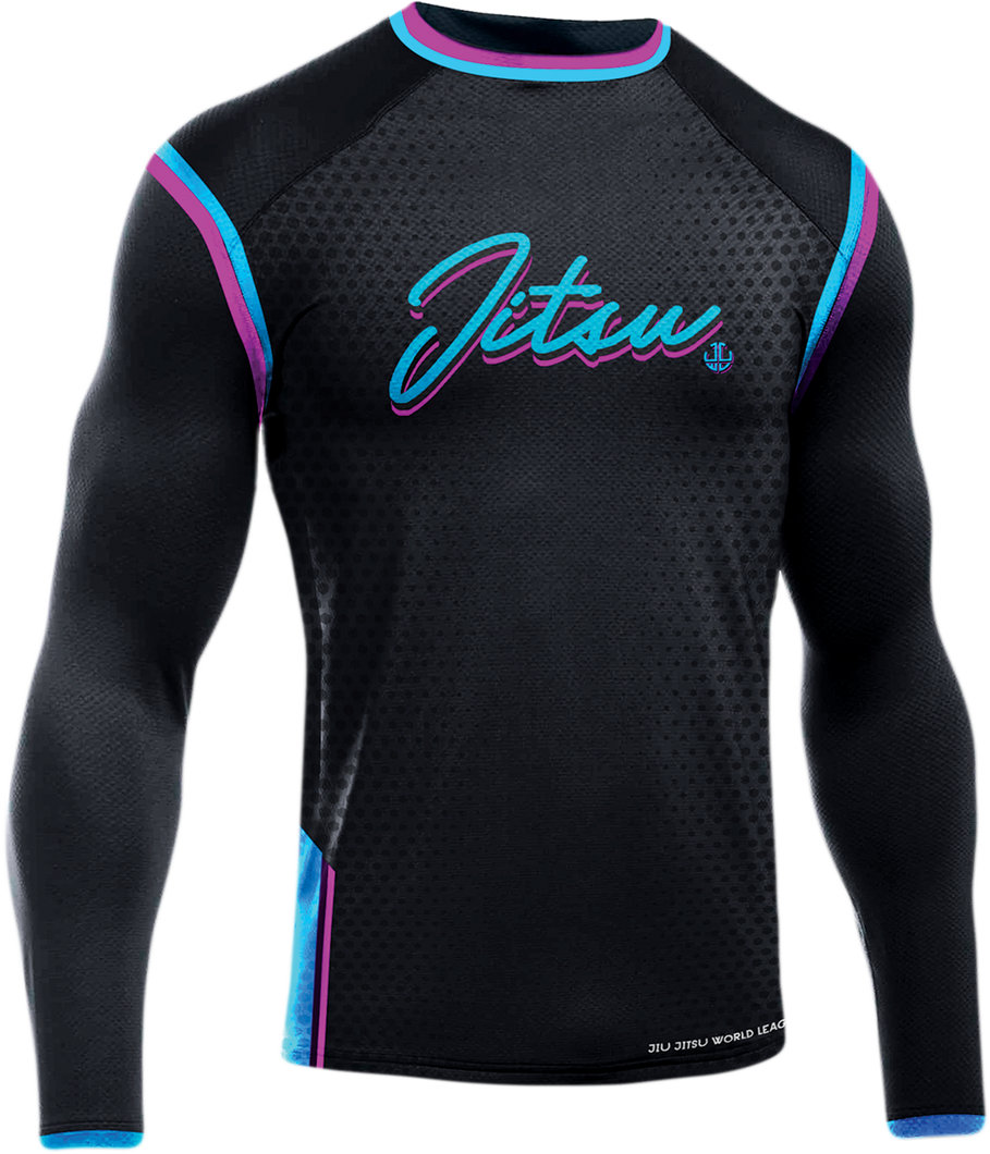 JITSU RASH GUARD