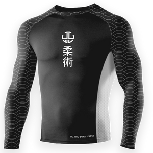 JJWL RANKED RASH GUARD
