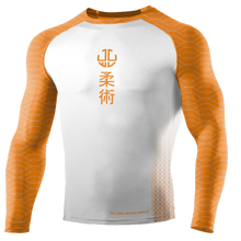 Load image into Gallery viewer, JJWL RANKED RASH GUARD