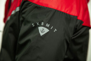 WINDBREAKER JJWL RED/BLACK