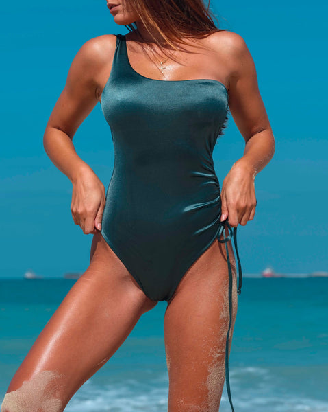 Gorgeous color Green Emerald swimsuit
