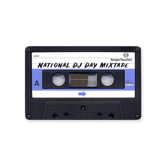 NATIONAL DJ DAY MIXTAPE VOLUME 4