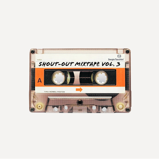 SHOUT-OUT MIXTAPE VOLUME 3