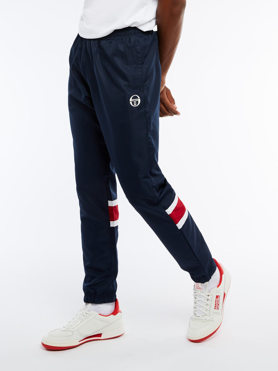 Board Tracksuit - NAVY/WHITE