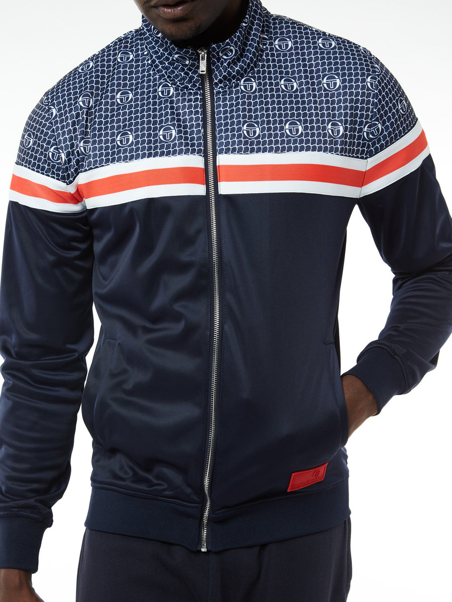 Firence Track Jacket - NIGHT SKY