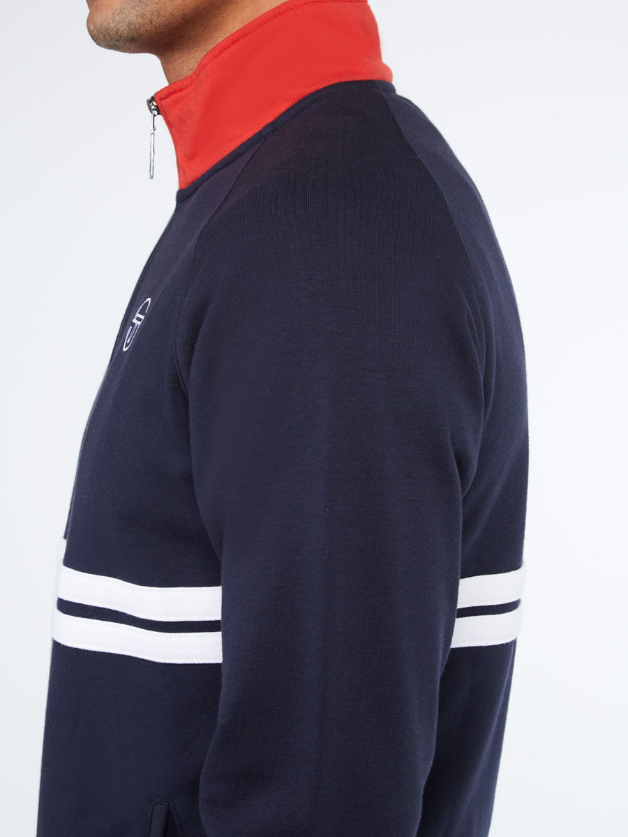 Dallas 1/4 Zip Tracktop Archivio - NIGHT SKY