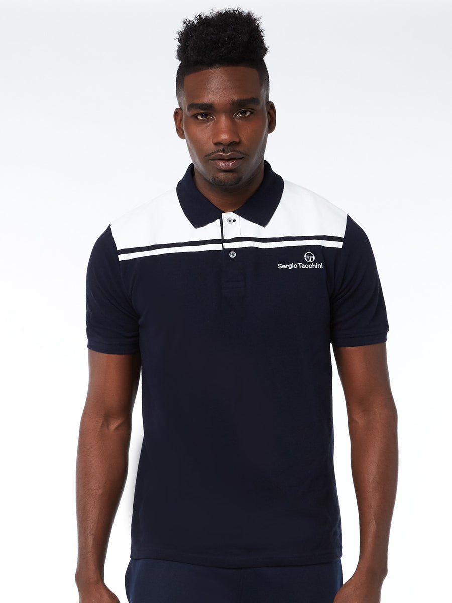 New Young Line Polo Archivio - NIGHT SKY