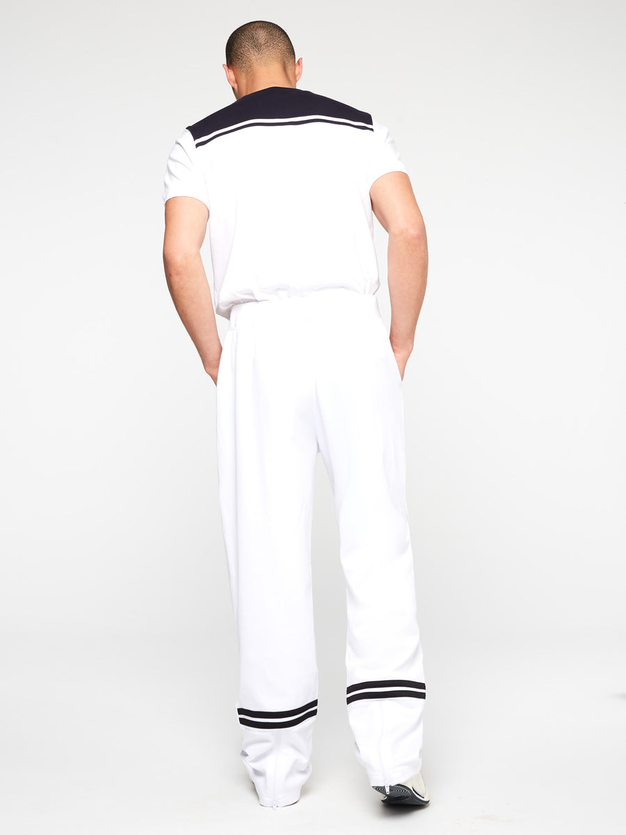 Orion Track Pant Archivio - WHITE