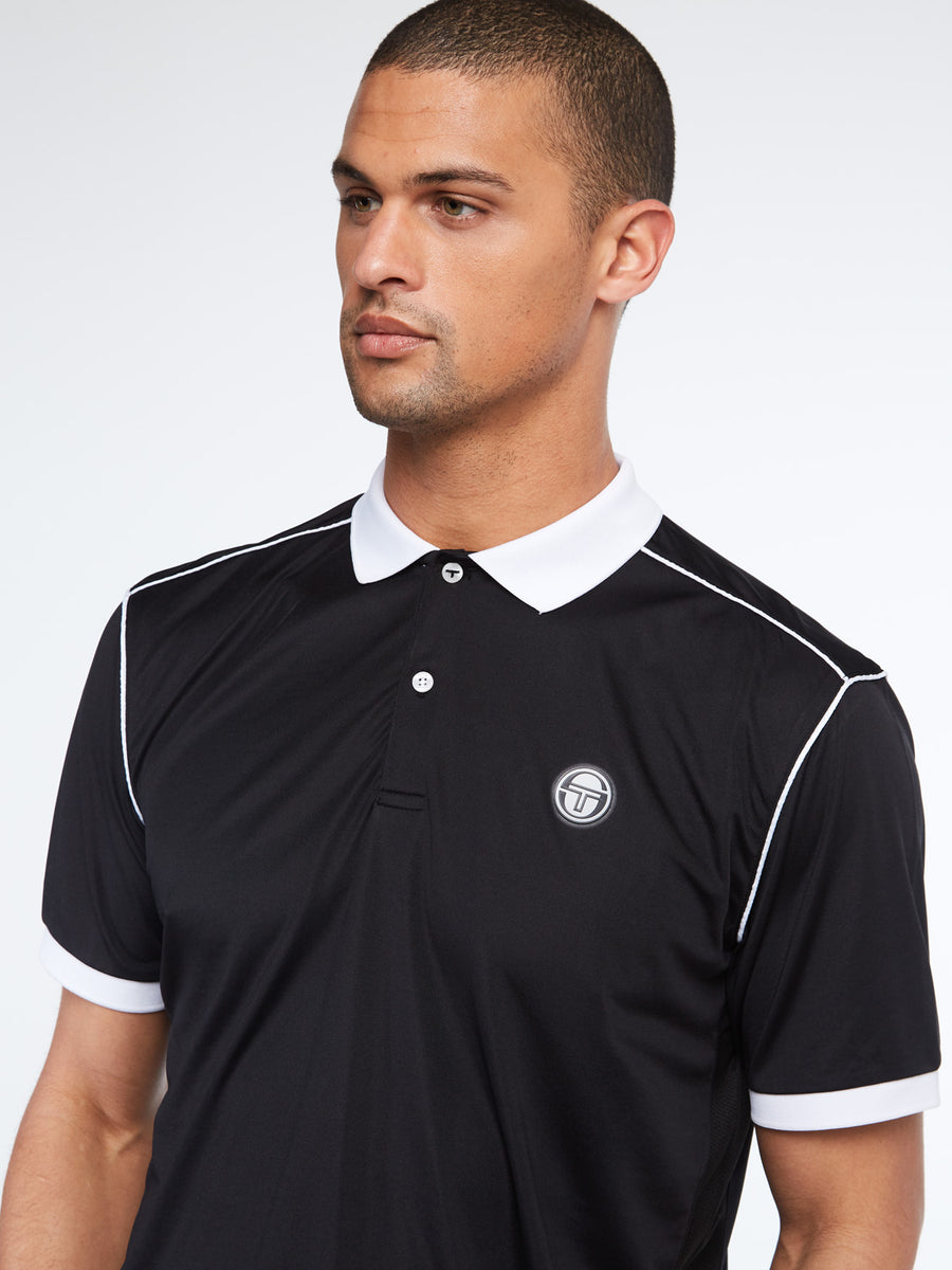 TCP Polo - ANTHRACITE/BLANC DE BLANC