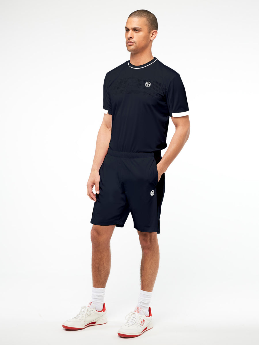 Tennis Young Line Pro Shorts - ANTHRACITE