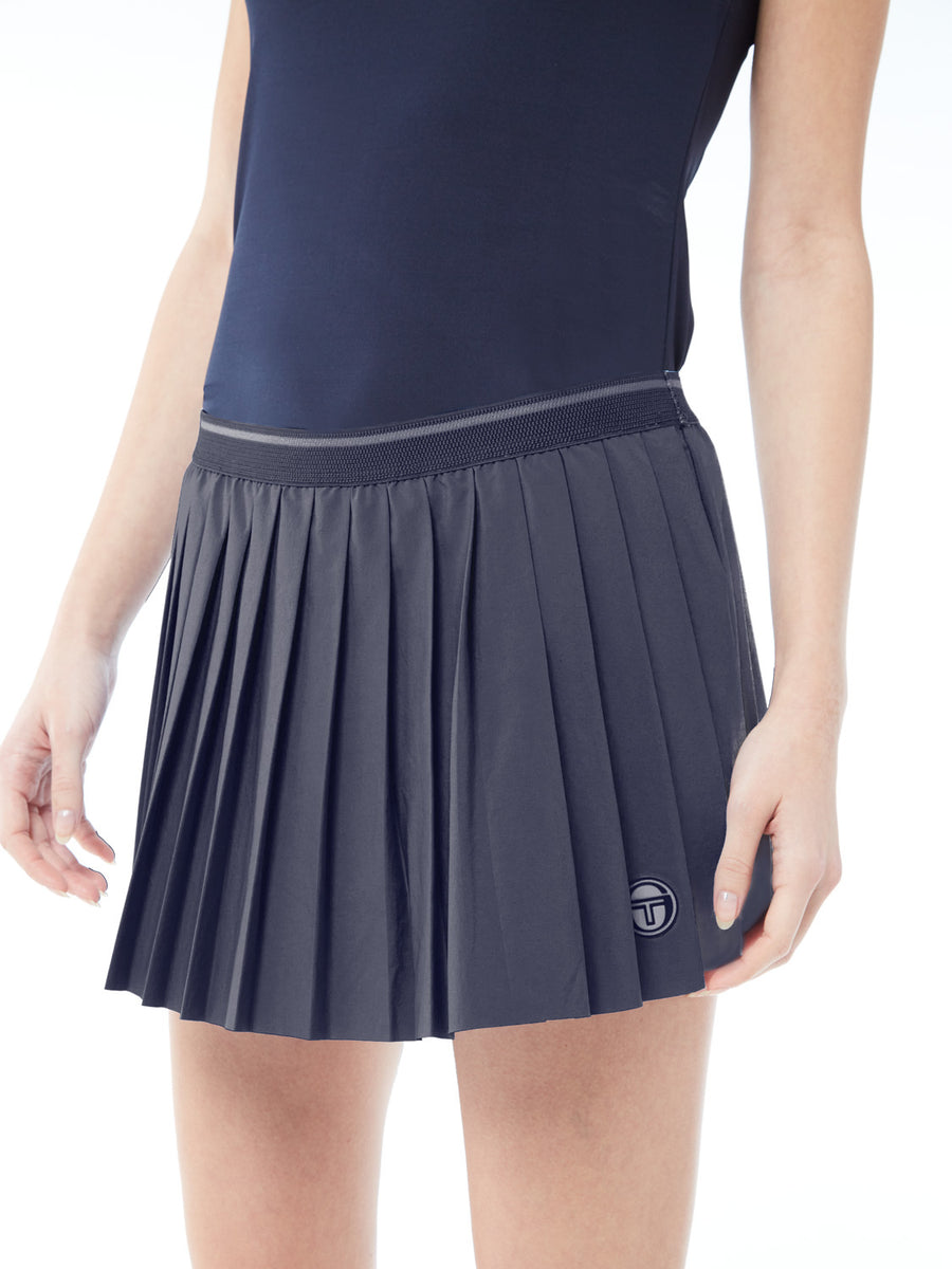 TCP Skort - NIGHT SKY/BLANC DE BLANC