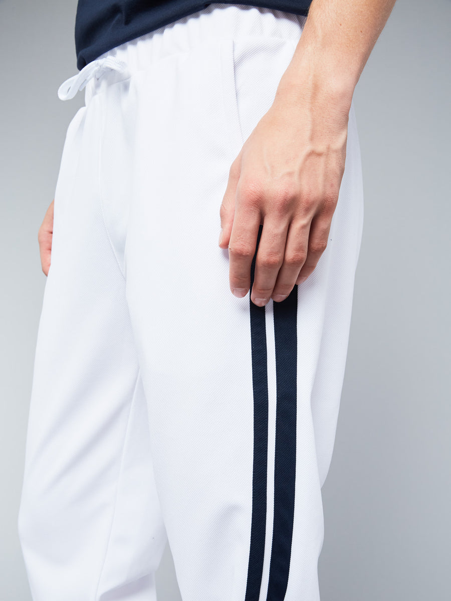 NEW DAMARINDO PANTS ARCHIVIO - WHITE/NAVY