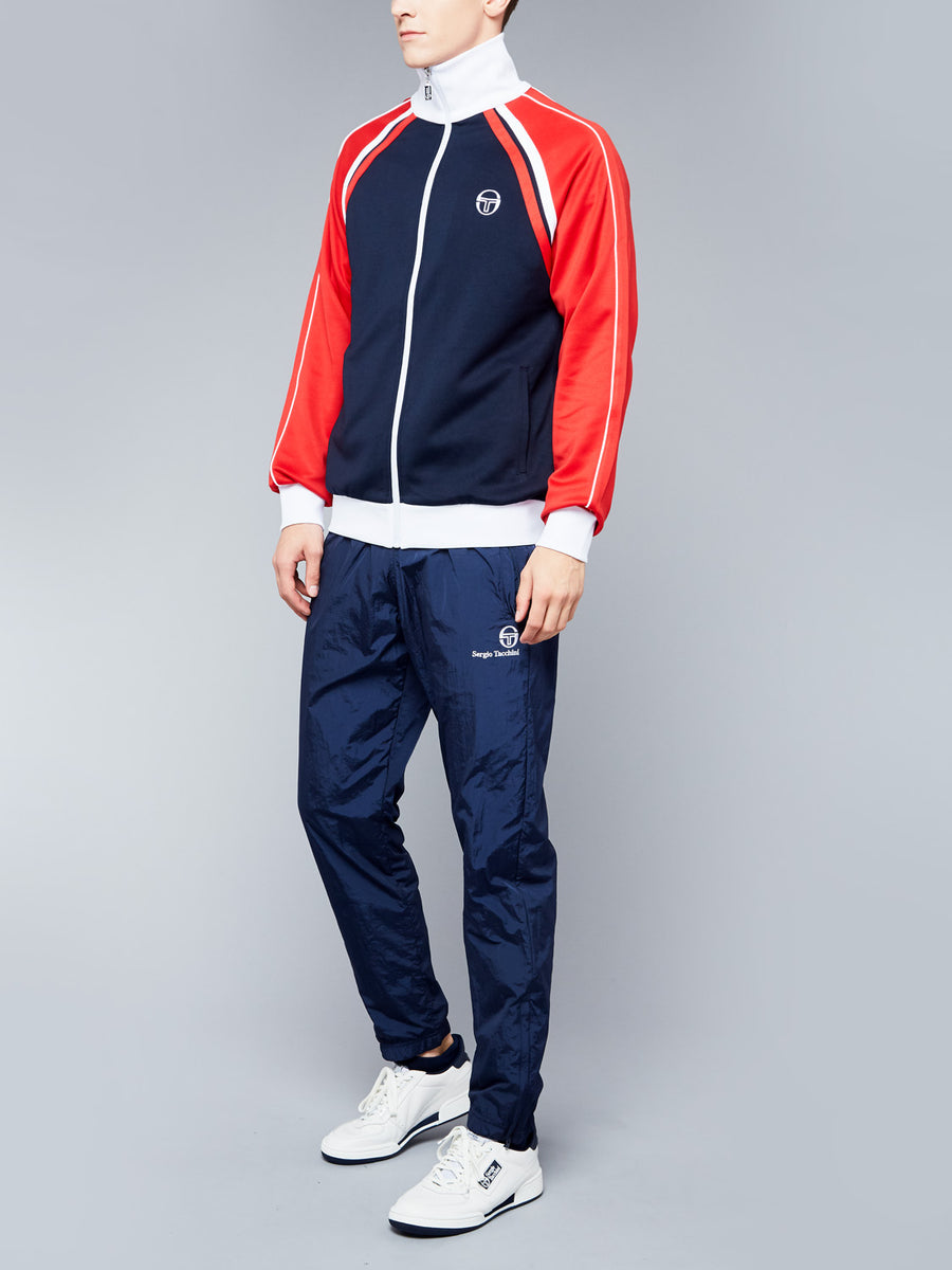 GHIBLI TRACKTOP ARCHIVIO - NAVY/RED