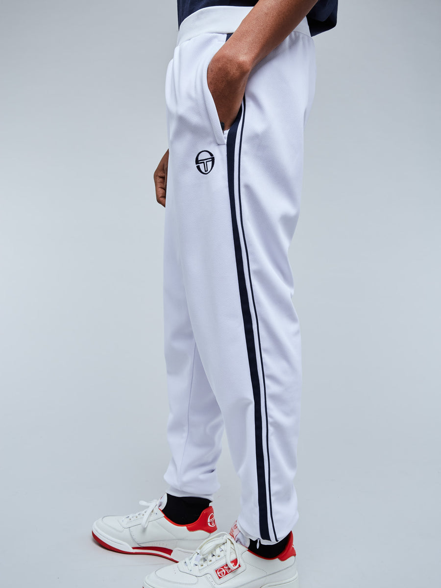 YOUNG LINE PRO PANTS - WHITE/NAVY