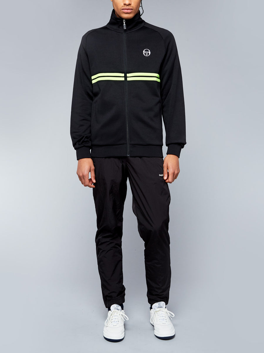 DALLAS TRACKTOP ARCHIVIO - BLACK/YELLOW