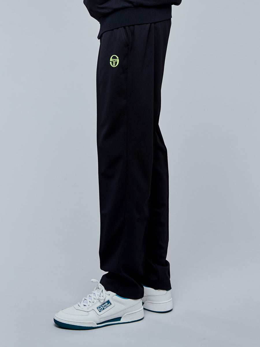 YOUNG LINE TRACKSUIT ARCHIVIO - BLACK/YELLOW