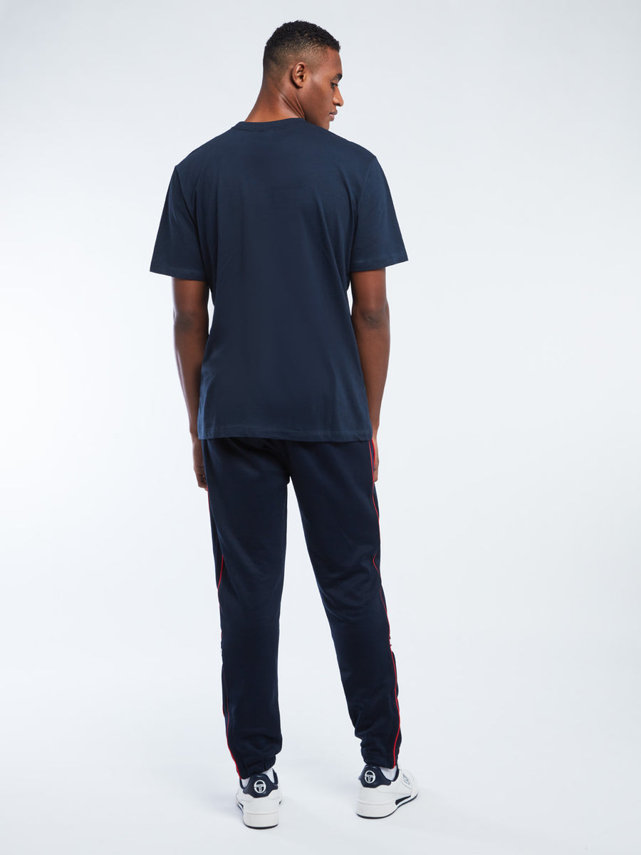 Iberis T-Shirt - NAVY/WHITE