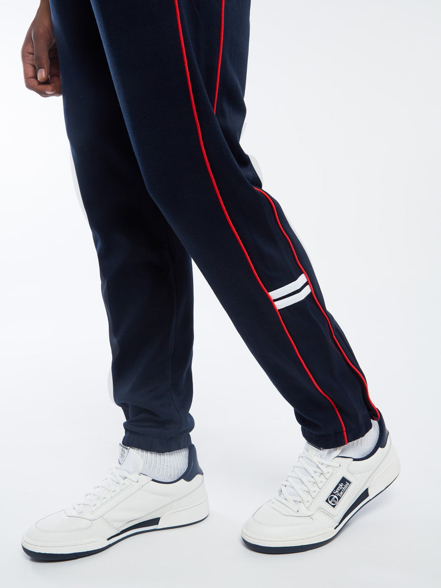 Ascot Pants Archivio - NAVY/RED