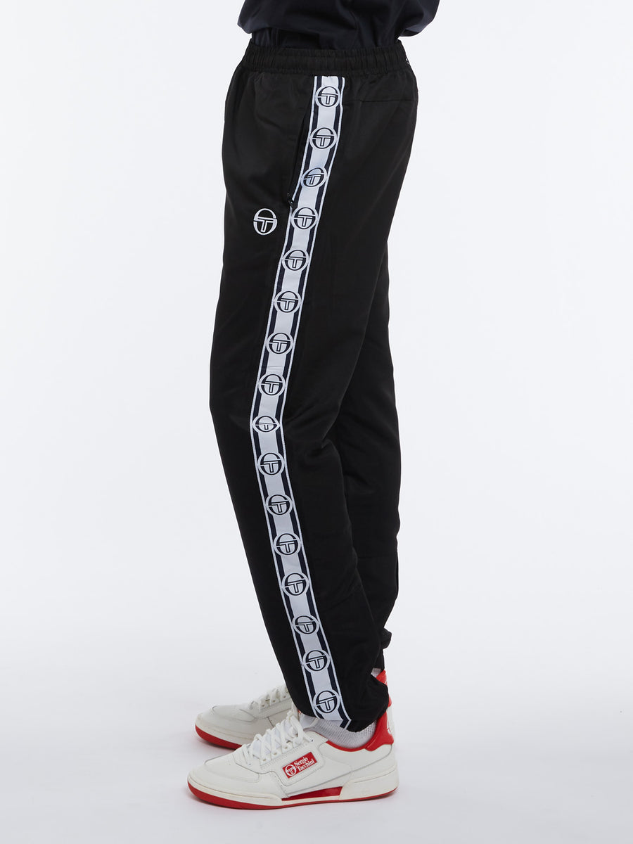 Doral Pants - BLACK/WHITE