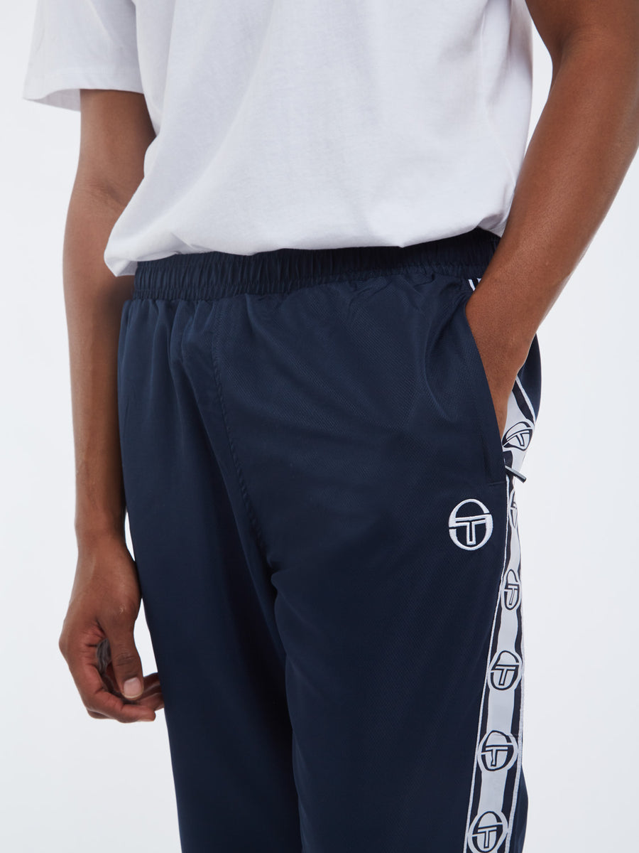 Doral Pants - NAVY/WHITE
