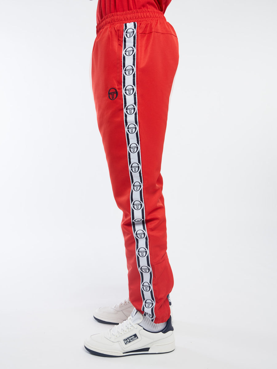 Doral Pants - RED/NAVY