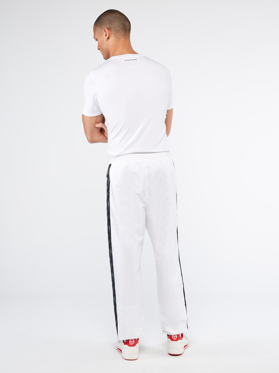 Cage Pants - WHITE/BLACK