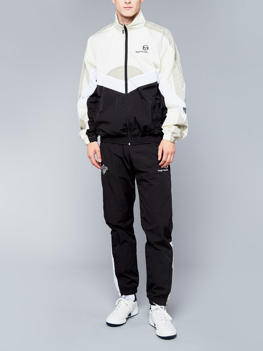 SOLENGO TRACKTOP ARCHIVIO - BLACK/BIRCH