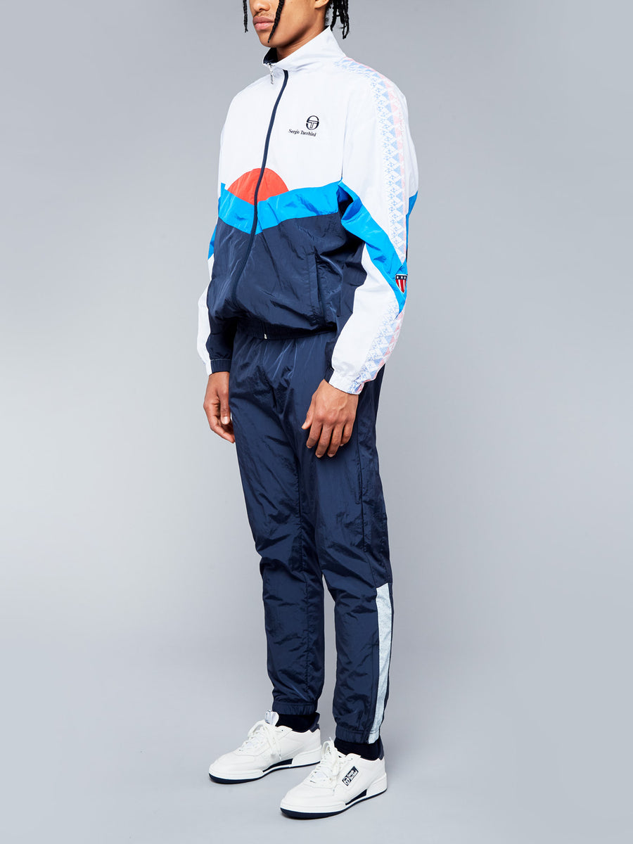 SOLENGO TRACKTOP ARCHIVIO - NAVY/ROYAL