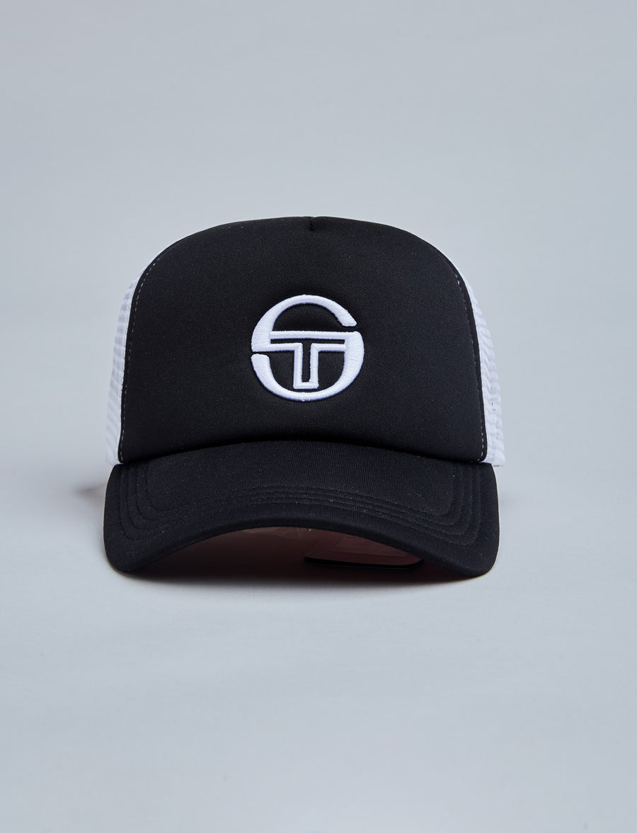 FRIP CAP - BLACK/WHITE