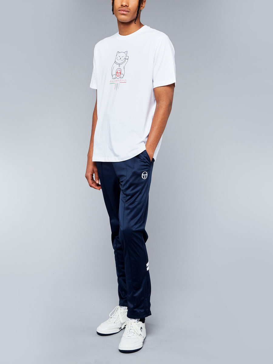 JPN 2020 T-SHIRT - WHITE/NAVY