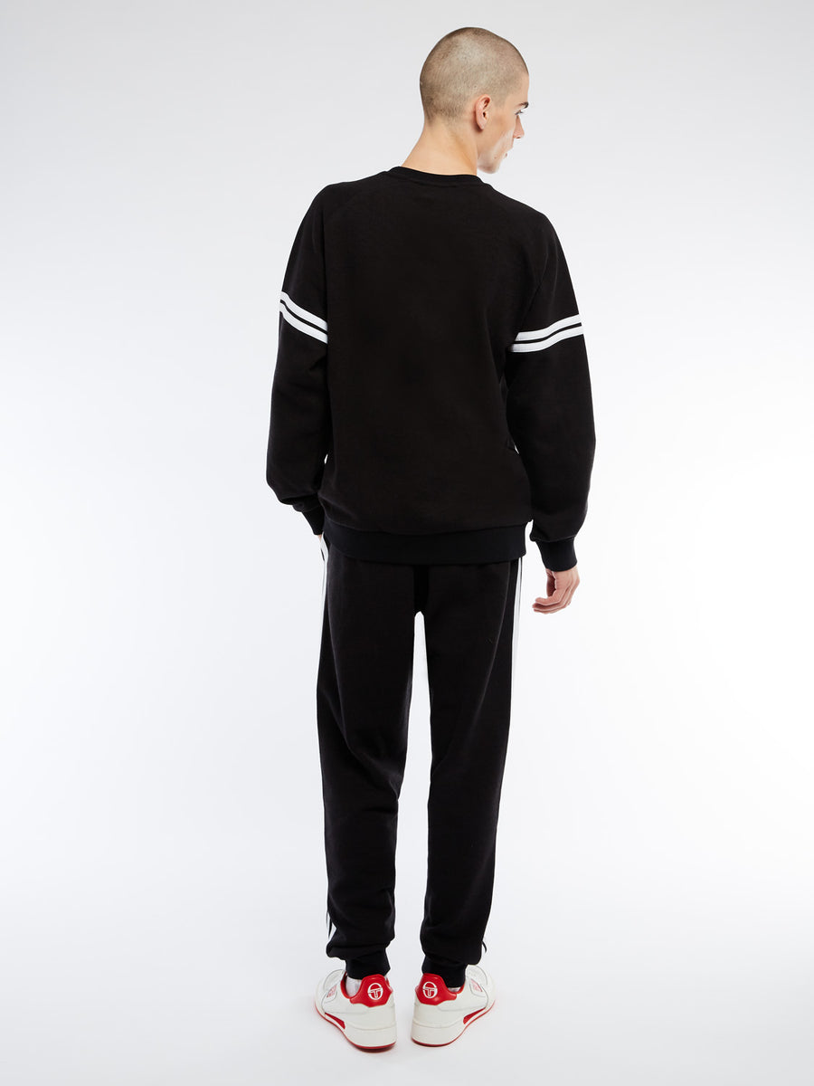Orion Sweatshirt Archivio - BLACK/WHITE