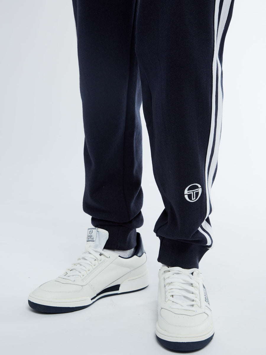 Damarindo Sweatpants Archivio - NAVY/WHITE