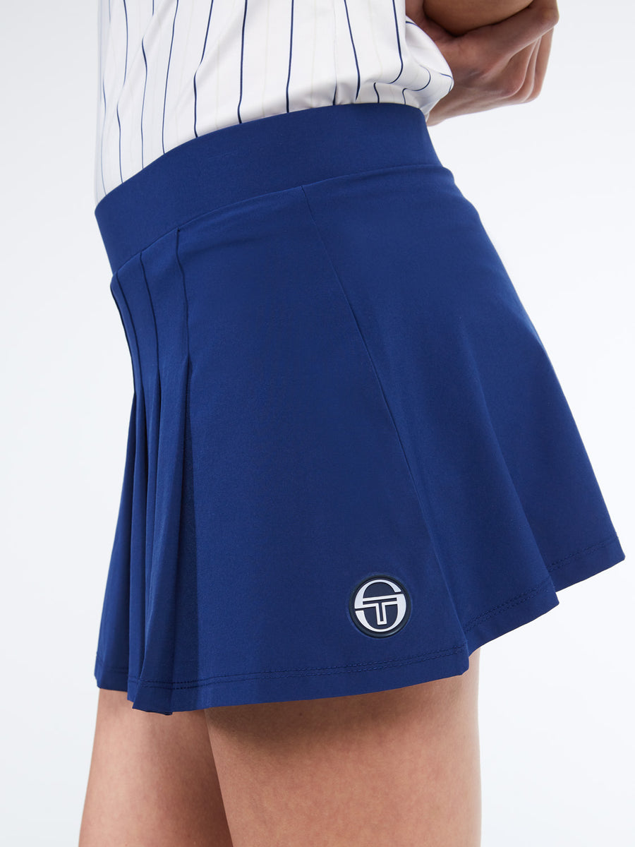 Paris Skort - BLUE DEPTHS