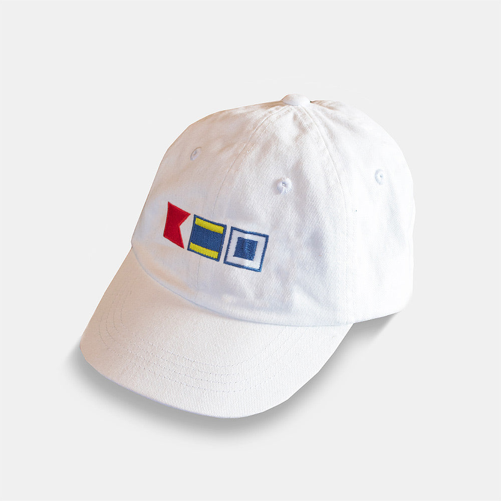 Kid's Custom Maritime Flag Hat