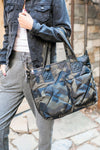 Commando Camo Tote Bag